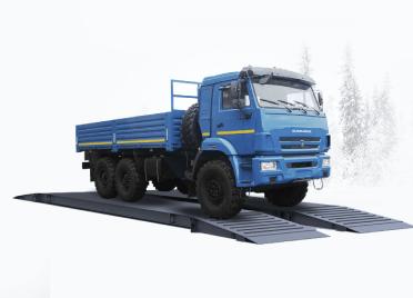 Автомобильные весы ТИТАН ВА 40-2-15