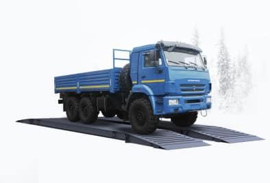 Автомобильные весы ТИТАН ВА 60-3-15