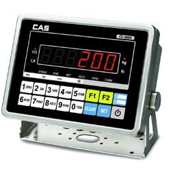 Весовой терминал CAS-CI200s